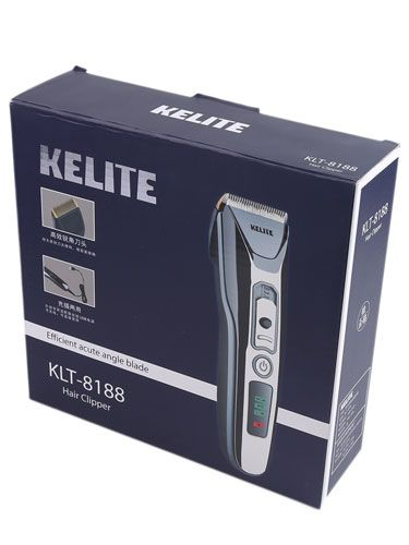 Kelite Cordless Hair Clipper - Rechargeable Professional Electric Hair Clippers