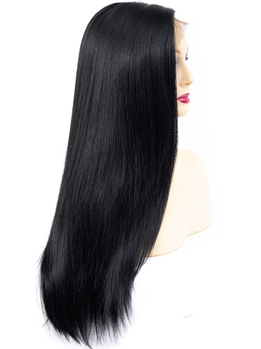 Fab Millie Super Sleek Straight Natural Wig #1B-Natural Black