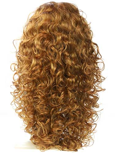 Fab Abbie Natural Tight Corkscrew Curls Wig #130A