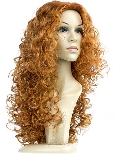 Hair Extensions1299 Fab Abbie Natural Tight Corkscrew Curls Wig