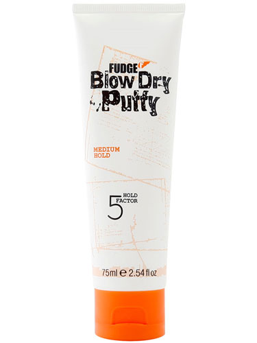 Fudge Blow Dry Hair Putty (75g)