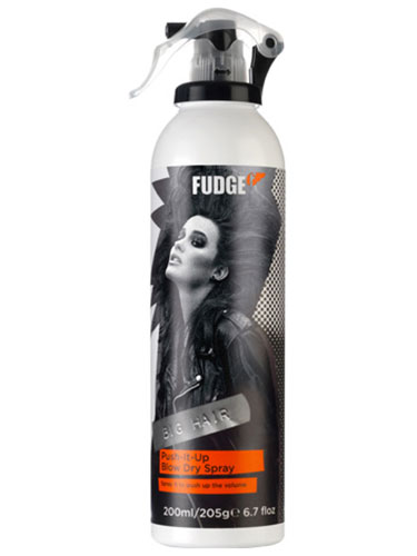 Fudge Push it Up Blow Dry Spray (200ml)