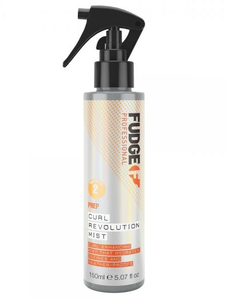 Fudge Curl Revolution Mist 150ml