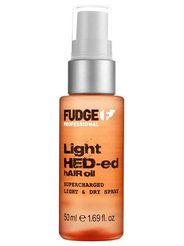 Fudge Light Hed-ed Hair Oil (50ml)