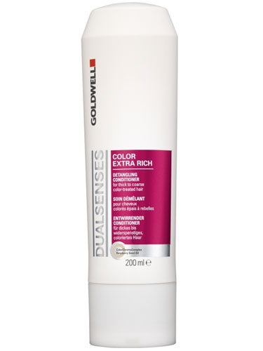 Goldwell Dualsenses Color Extra Rich Detangling Conditioner (200ml)