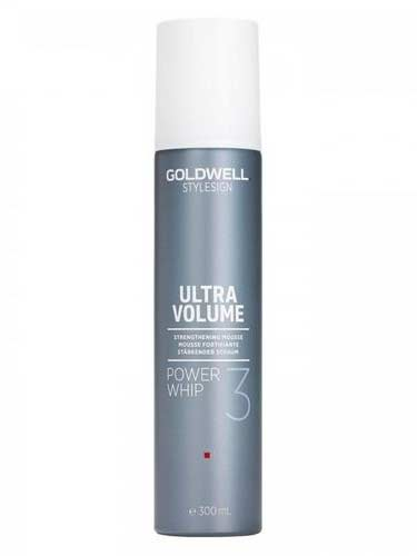 Goldwell StyleSign Ultra Volume Power Whip Strengthening Volume Mousse (300ml)