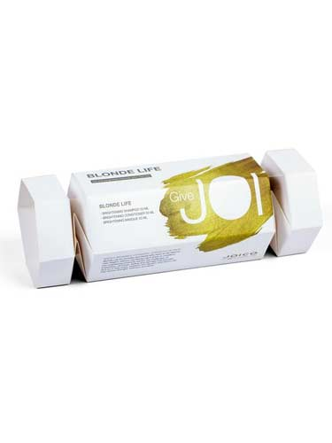 Joico Blonde Life Christmas Cracker