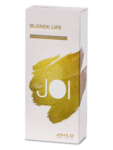 Joico Blonde Life Gift Pack (Shampoo & Conditioner)