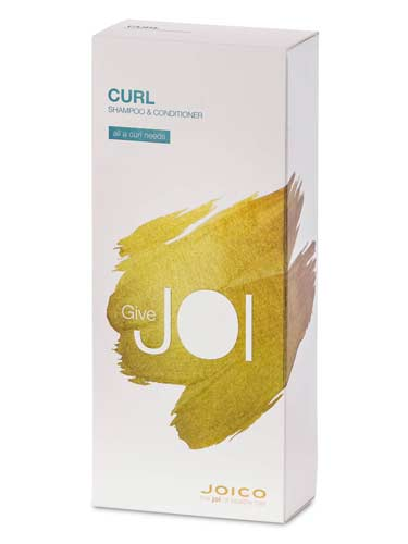 Joico Curl Gift Pack (Shampoo & Conditioner)