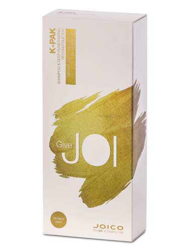 Joico K-Pak Gift Pack (Shampoo & Deep Penetrating Reconstructor)