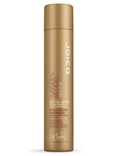 Joico K-Pak Color Therapy Dry Oil Spray (212ml)