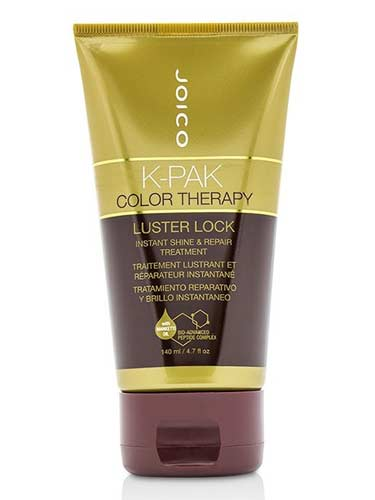 Joico K-Pak Color Therapy Luster Lock Shine and Repair Treatment (140ml)