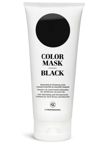 KC Professional Color Mask - Black (200ml)