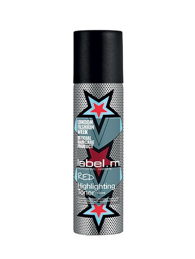 label.m Highlighting Toner Red 150ml