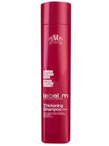 Label.m Thickening Shampoo (300ml)