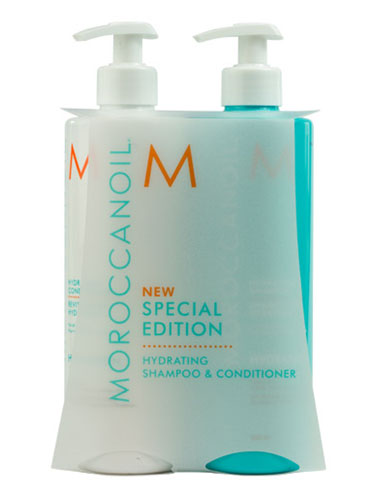 Moroccanoil Hydrating Shampoo & Conditioner Set (2 x 500ml)