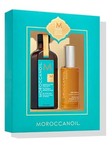 Moroccanoil 10th Anniversary Gift Set - Original