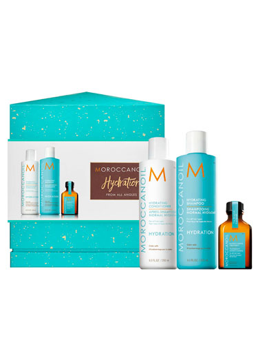 Moroccanoil Hydration At Every Angle Gift Set