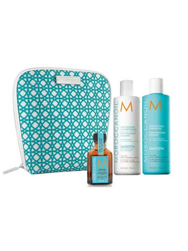 Moroccanoil Smooth Collection Gift Pack