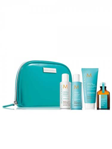 Moroccanoil Everlasting Hydration TRAVEL Gift Set