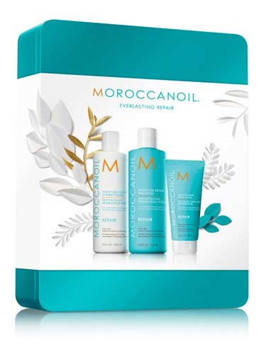Moroccanoil Everlasting Repair TIN Gift Set