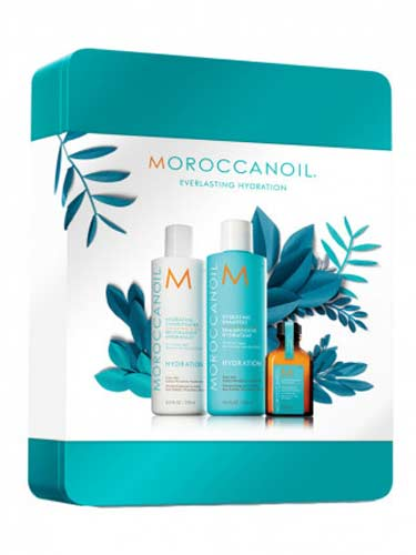 Moroccanoil Everlasting Hydration TIN Gift Set