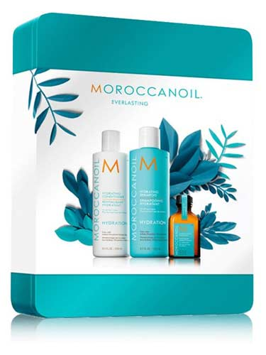Moroccanoil Everlasting Volume TIN Gift Set