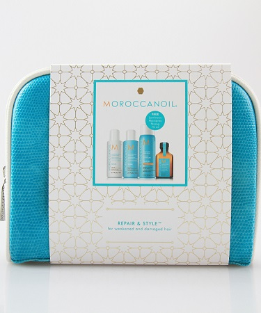 Moroccanoil Repair And Style Travel Kit