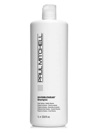Paul Mitchell Invisiblewear Shampoo (1000ml)