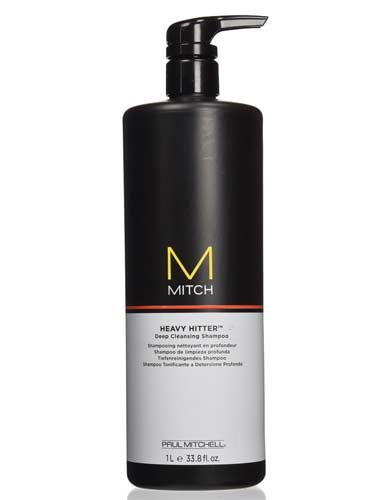 Paul Mitchell Mitch Heavy Hitter Shampoo (1000ml)
