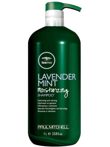 Paul Mitchell Tea Tree Lavender Mint Moisturising Shampoo (1000ml)