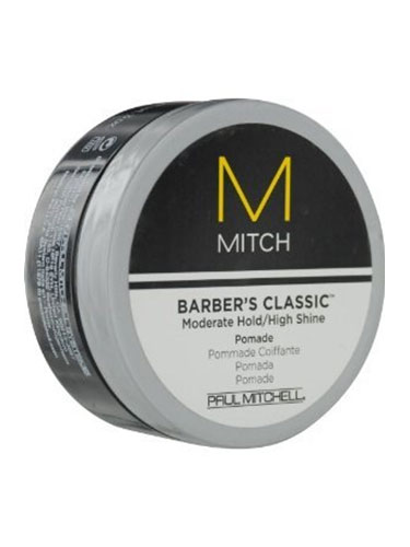 Mitch Barber's Classic High Shine Pomade (85g)