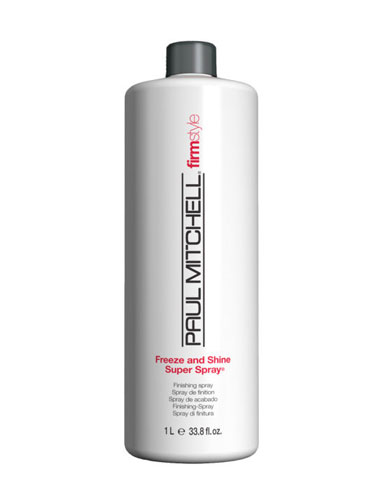 Paul Mitchell Freeze and Shine Super Spray (1000ml)