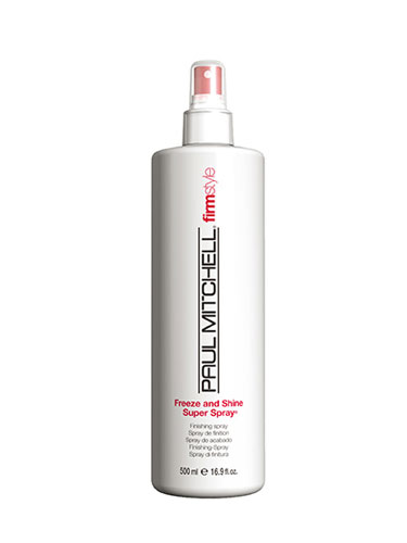 Paul Mitchell Freeze and Shine Super Spray (500ml)