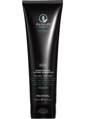 Paul Mitchell Awapuhi Wild Ginger Moisturising Lather Shampoo (250ml)