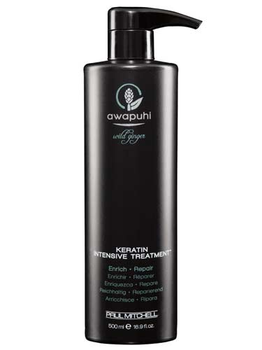 Paul Mitchell Awapuhi Wild Ginger Keratin Intensive Treatment (500ml)