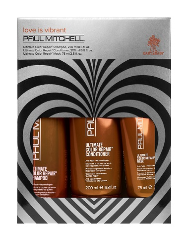 Paul Mitchell Love Is Vibrant Christmas Gift Set