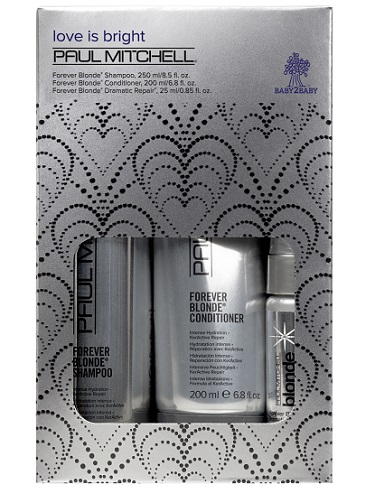 Paul Mitchell Love Is Bright Christmas Gift Pack