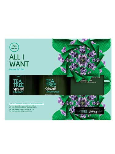 Paul Mitchell All I Want Gift Set (Tea Tree)