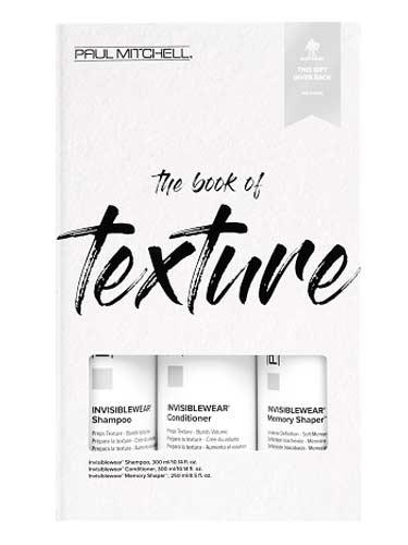 Paul Mitchell The Book of Texture Gift Set