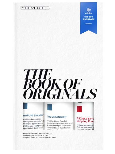 Paul Mitchell The Book of Originals Gift Set