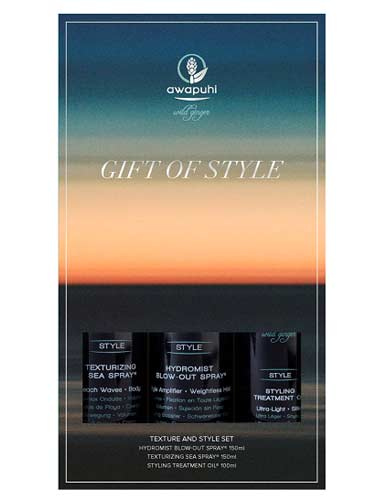 Paul Mitchell Gift of Style Set (Awapuhi Wild Ginger)