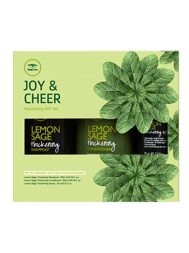 Paul Mitchell Joy and Cheer Gift Set (Lemon Sage)