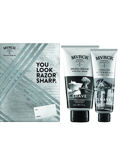 Paul Mitchell SHAVE GIFT SET DUO Christmas Gift Pack