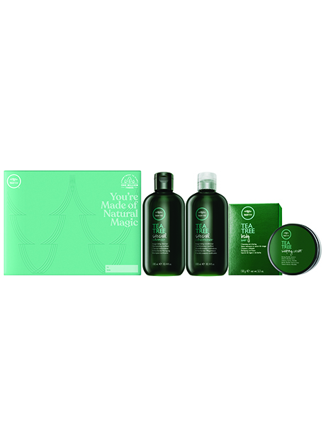 Paul Mitchell DELUXE QUAD Christmas Gift Pack