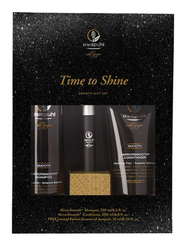 Paul Mitchell Awapuhi Wild Ginger Time to Shine Gift Set (Smooth)