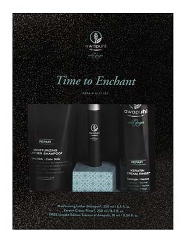 Paul Mitchell Awapuhi Wild Ginger Time to Enchant Gift Set (Repair)