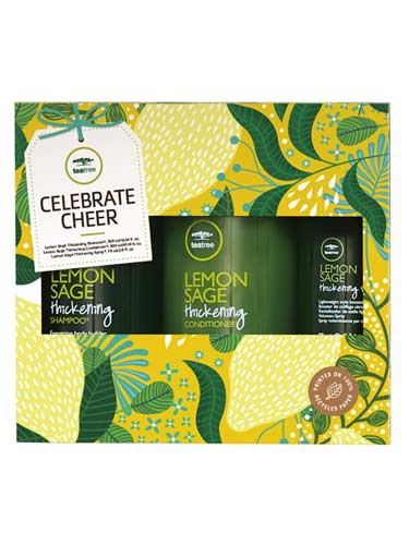 Paul Mitchell Celebrate Cheer Gift Set (Lemon Sage)