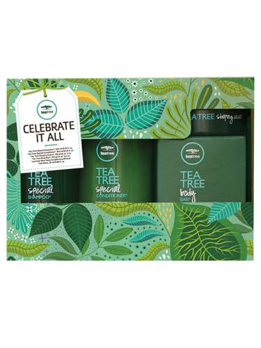 Paul Mitchell Celebrate it All Gift Set (Tea Tree Deluxe)