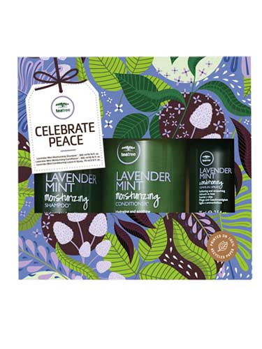 Paul Mitchell Celebrate Peace Gift Set (Lavender Mint)